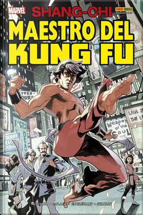 Shang-chi, maestro del Kung-fu vol. 1