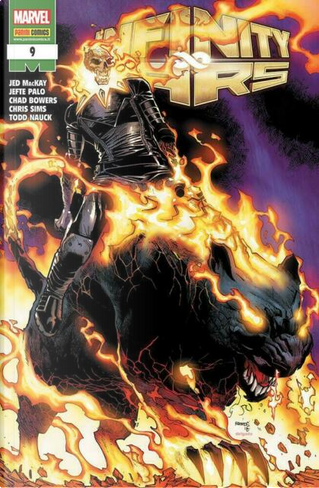 Infinity Wars vol. 9 by Chad Bowers, Chris Sims, Jed MacKay