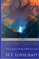 The Great Old Ones by H. P. Lovecraft