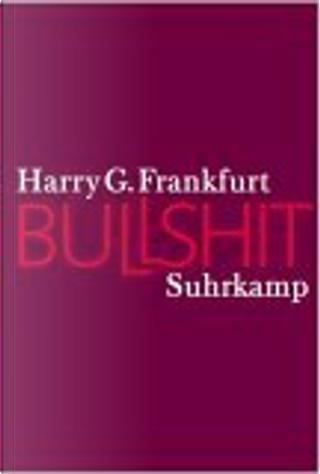 Bullshit by Harry G. Frankfurt