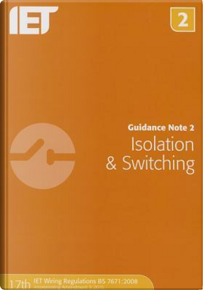 Isolation & Switching by Institution Of Engineering And Technology
