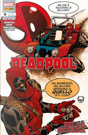 Deadpool n. 135 by Robbie Thompson