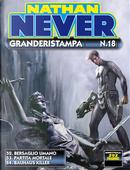 Nathan Never Granderistampa n.18 by Alberto Ostini, Michele Medda, Roberto De Angelis, Stefano Casini, Stefano Piani