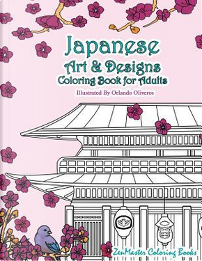 Japanese Art and Designs by Zenmaster Coloring