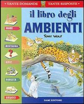 Il libro degli Ambienti by Casalis Anna, Giuseppe Zanini