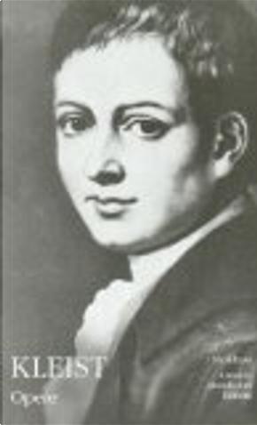 Opere by Heinrich von Kleist