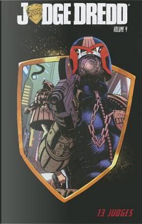 Judge Dredd 4 by Duane Swierczynski