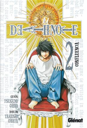 Death note #2 (de 12) by Tsugumi Ohba
