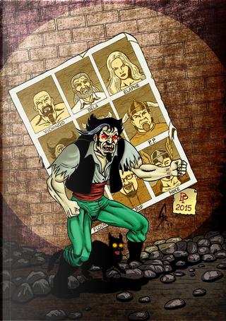 Shadowplay vol. 4 by Renato Umberto Ruffino