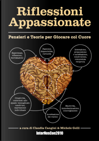 Riflessioni appassionate by Andrea Angiolino, Emily Care Boss, Jesse Burneko, Lorenzo Trenti, Michele Gelli, Tobias Wrigstad