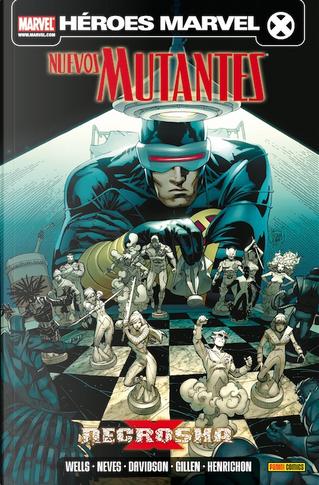 Nuevos mutantes Vol.2 #2 by Kieron Giller, Zeb Wells