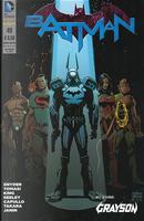 Batman #49 by Peter J. Tomasi, Scott Snyder, Tim Seeley, Tom King