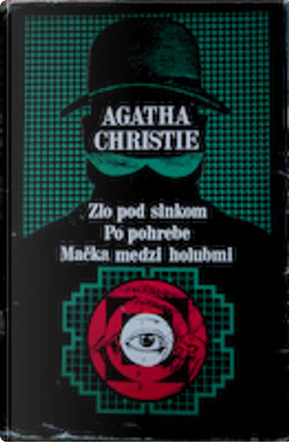 Mačka medzi holubmi by Agatha Christie