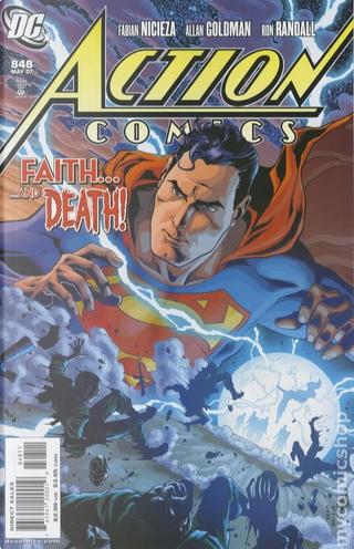 Action Comics Vol.1 #848 by Fabian Nicieza