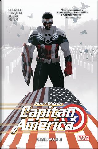 Capitan America: Sam Wilson vol. 3 by Nick Spencer