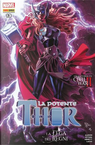 Thor n. 218 by Dan Abnett, Jason Aaron