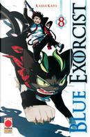 Blue Exorcist vol. 8 by Kazue Kato
