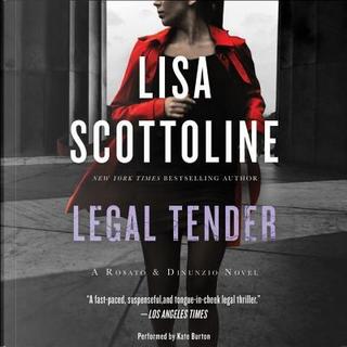 Legal Tender by Lisa Scottoline