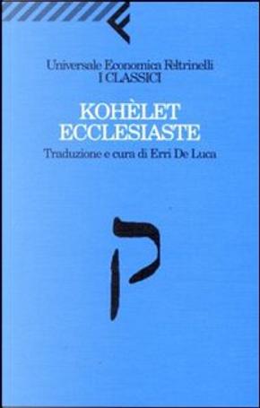 Kohèlet / Ecclesiaste by