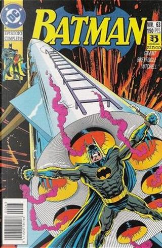 Batman Vol.II, #63 by Alan Grant