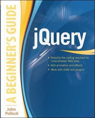 jQuery by John Pollock
