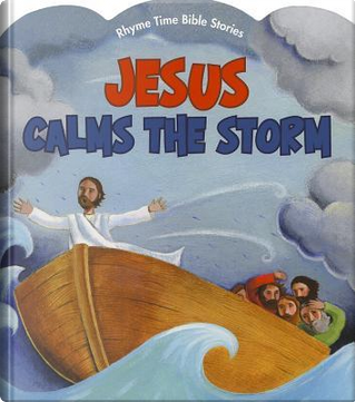 Jesus Calms the Storm by Connie Morgan Wade