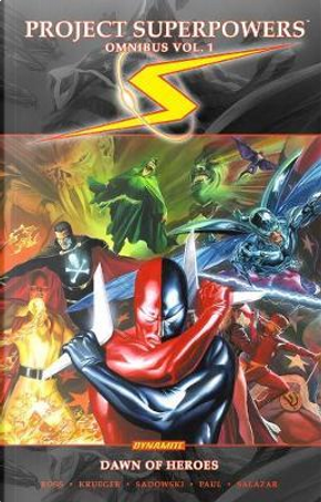 Project Superpowers Omnibus 1 by Alex Ross