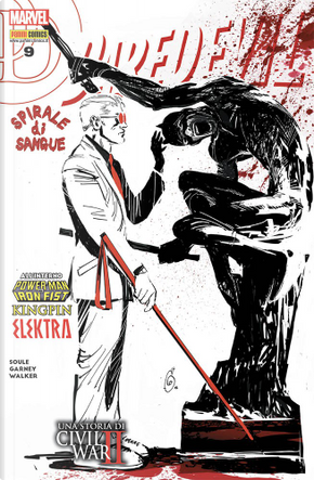 Devil e i Cavalieri Marvel n. 60 by Akira Yoshida, Charles Soule, David Walker, Matthew Rosenberg