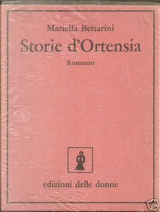 Storie d'Ortensia by Mariella Bettarini
