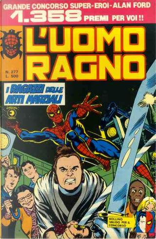 L'Uomo Ragno n. 277 by David Michelinie, Mary Jo Duffy, David A. Kraft, Chris Claremont, Roger McKenzie