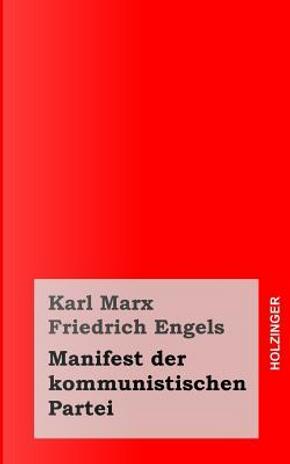 Manifest Der Kommunistischen Partei by Karl Marx