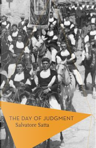 The day of judgment by Salvatore Satta