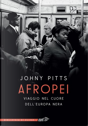 Afropei by Johny Pitts