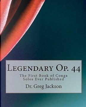 Legendary Op. 44 by Greg Jackson