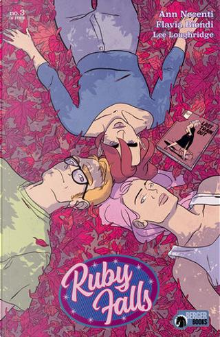 Ruby Falls n. 3 by Ann Nocenti