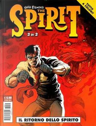 The Spirit n. 2 by Matt Wagner