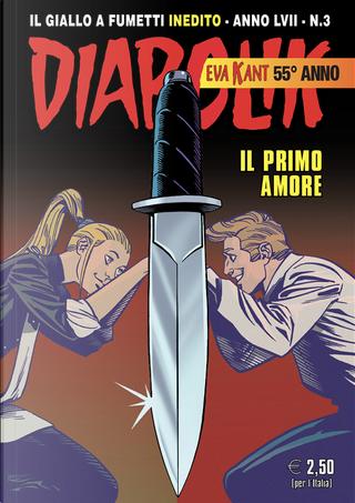 Diabolik anno LVII n. 3 by Tito Faraci