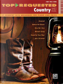 Top-Requested Country Sheet Music by Alfred Publishing Staff
