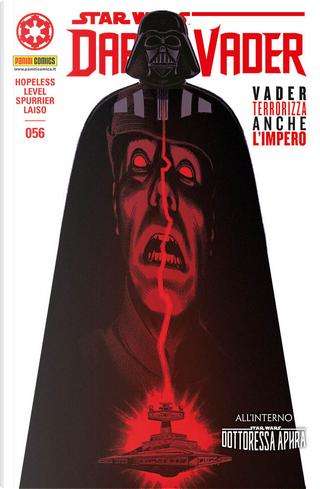 """Darth Vader #56 by Dennis """"Hopeless"""" Hallum"""