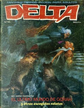 Delta #10 by Archie Goodwin, Gray Morrow, Pat Boyette, Richard Corben, Rudy Nebres