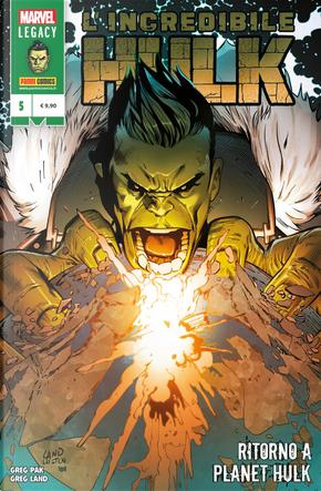 L'incredibile Hulk vol. 5 by Greg Pak, Robbie Thompson