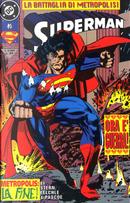 Superman 025 by Brent Eric Anderson, Dan Jurgens, Dennis Janke, James Pascoe, Joe Rubinstein, Jon Bogdanove, Louise Simonson, Norman Felchle, Roger Stern