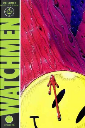 Watchmen by Dave Gibbons