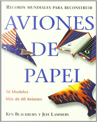 AVIONES DE PAPEL by KEN BLACKBURN