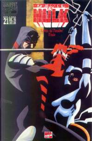 Devil & Hulk n. 021 by D.G. Chichester