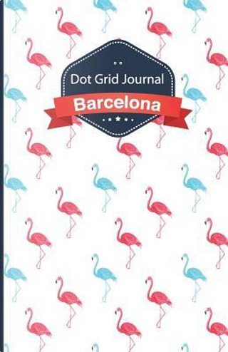 Flamingo Dot Grid Journal by Not Available