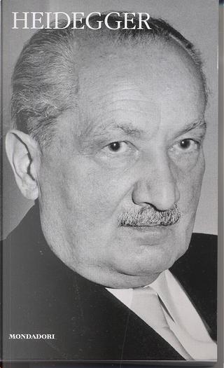 Heidegger vol. 3 by Martin Heidegger