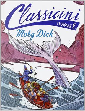 Moby Dick di Herman Melville by Davide Morosinotto