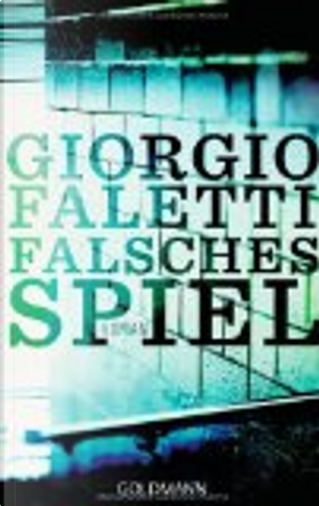 Falsches Spiel by Giorgio Faletti