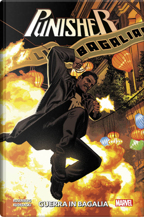 Punisher vol. 2 by Matthew Rosenberg
